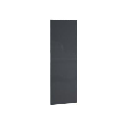 Фасад боковой Валерия-М для верхнего шкафа 920 Антрацит
