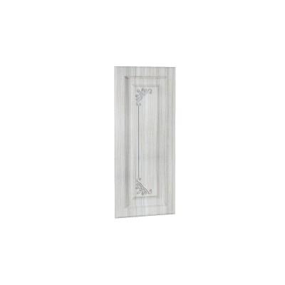 Фасад боковой Виктория для верхнего шкафа Белый сандал
