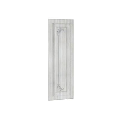 Фасад боковой Виктория для верхнего шкафа 920 Белый сандал