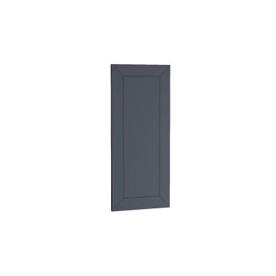 Фасад боковой Глетчер для верхнего шкафа Маренго Силк