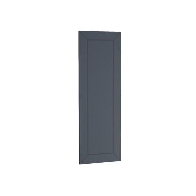 Фасад боковой Глетчер для верхнего шкафа 920 Маренго Силк
