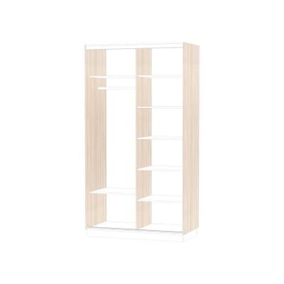 Комплект боковых элементов шкафа-купе D2/D3 (600) Ясень шимо светлый