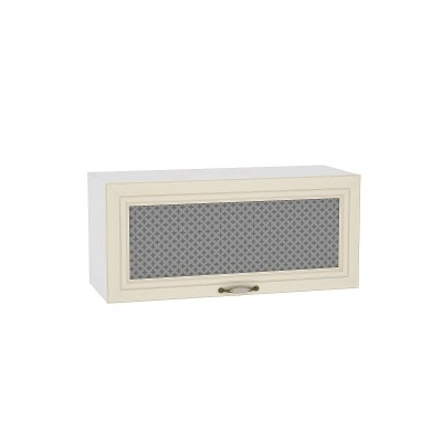 Шкаф верхний горизонтальный остекленный с увеличенной глубиной Шале