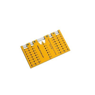 Разметочный шаблон для ручек РШР-160