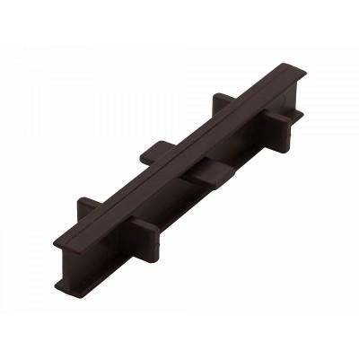 Соединительный элемент для цоколя ПВХ 180 гр.